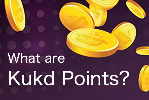 Kukd Points With Every Order